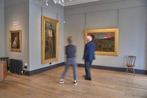 The FIne Art Society Interior